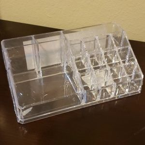 Other - NEW acrylic makeup organizer
